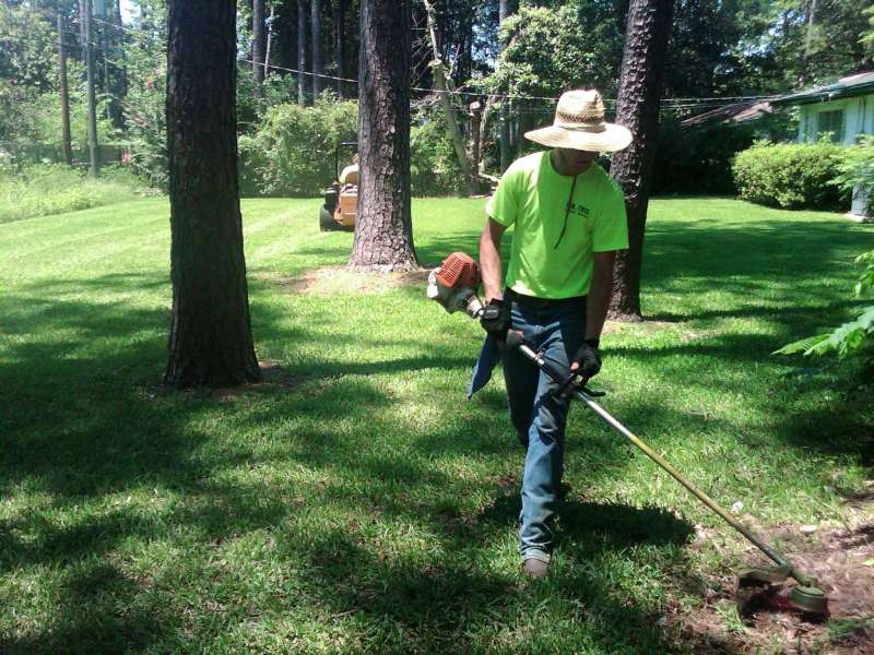Lawn Maintenance in Ocean View Hills